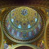 HDR of the Dome of St. Stevens Basillica.