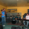 Toby's Band (2005-09-25) : Toby's Band playing at the Heidelberg