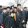 Graduation Photos (2005-04-30) : Spring Graduation 2005. All of us graduated, sniffle!