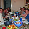 Passover (2004-04-05) : Our Passover Seder at our house -- the first one on our own!