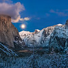 Snowy Yosemite (2012-12-27) : Photos from a snowy yosemite, just as a giant snow storm clears