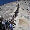 Yosemite - Half Dome (2007-07-29) : Our weekend trip to Yosemite to hike Half Dome. We left at 6:10am and were on the top of Half Dome at 12:15pm and back to the campsite by 7pm