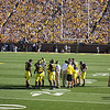 Michigan vs Penn State (2007-09-22) : Michigan vs Penn State, 2007, my recruiting trip to UofM