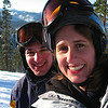 Skiing (2006-12-15) : Skiing at Kirkwood in Lake Tahoe, CA